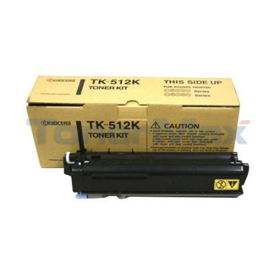 KYOCERA MITA C5020 5030 TONER KIT BLACK